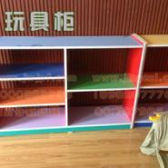 重庆幼儿园玩具柜订做图片