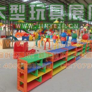 重庆儿童玩具展厅厂家图片
