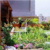 屋顶花园的布置规划,私家屋顶花园的布置规划,住宅屋顶花园的布置规划
