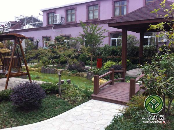 空中花园景观设计,杭州空中花园景观设计,私家空中花园景观设计图片