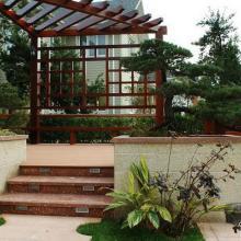 供应私家别墅花园景观设计