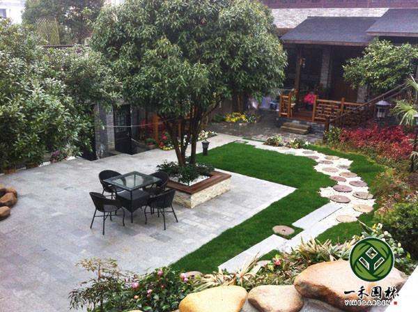 杭州市景观设计 景观设计供应商 供应小庭院植物景观设计 一呼百应网