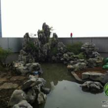 屋顶花园假山流水设计杭州屋顶花园假山流水设计屋顶花园假山流水设计施工