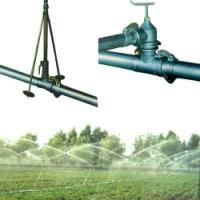 怀来县土地整理移动式灌溉_铝合金