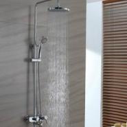 淋浴房龙头漏水更换图片