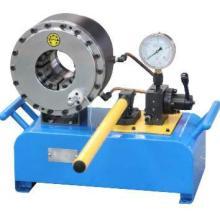 供应JKS200手动锁管机手动胶管扣压机、各种压管机图片