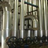 供应山东专业安装不锈钢通风管道工程