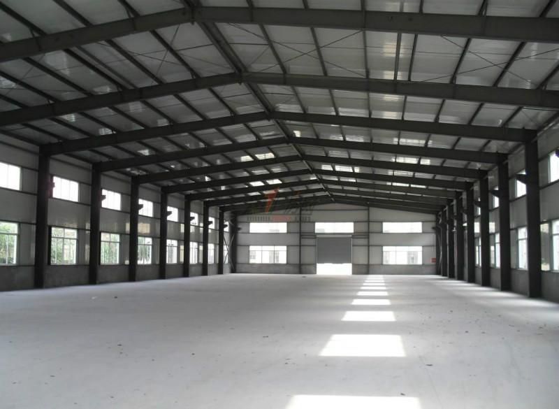 供应青岛及周边钢结构厂房的制作与设计