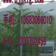 供应6米横4米八角形立杆 道路卡口摄像机杆 监控专用