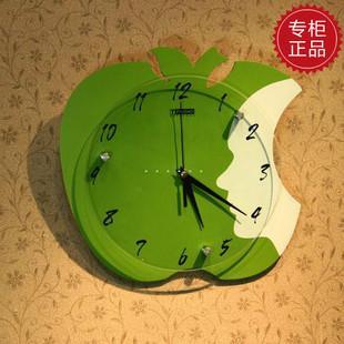 供应钟表挂钟/亚克力挂钟/精美挂钟/有机玻璃挂钟订做/亚克力工艺挂钟