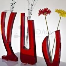 供应亚克力花瓶热销/最好的亚克力花瓶/透明亚克力花瓶怎么样/插花花瓶