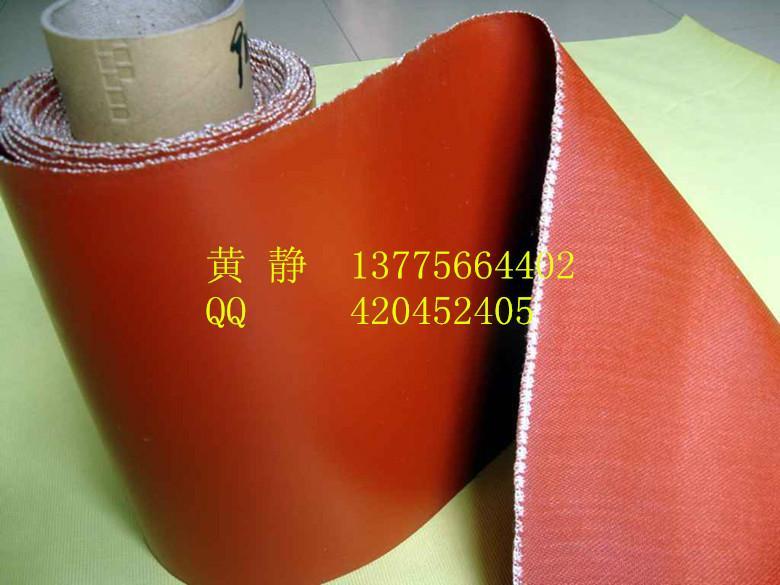 供应高温布硅胶布单面硅橡胶硅胶布单面硅橡胶硅胶布、双面硅胶布