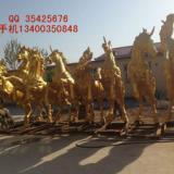 供应铜雕塑阿波罗战车,太阳神雕塑,铜雕塑马,城市雕塑,广场雕塑