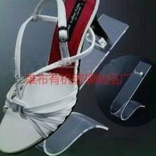 供应压克力鞋架价格女士鞋子展示架上海有机玻璃鞋架