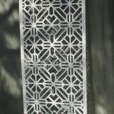 供应Y18/雕花板PVC镂空板背景