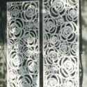 浙江Y07雕花板供货商|浙江隔断雕花板价格|雕花隔断PVC通花板