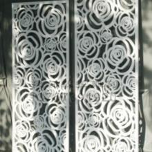 浙江Y07雕花板供货商|浙江隔断雕花板价格|雕花隔断PVC通花板批发