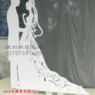 CY159/婚庆道具/新娘剪影图片