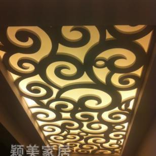 雕花板/PVC镂空板/花窗/屏风/隔断图片