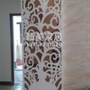 雕花板/树脂板/PVC镂空板/隔断屏风图片
