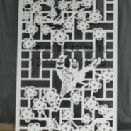 CY97/PVC雕花板/背景墙图片