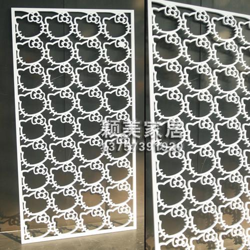 供应CY144/PVC雕花板/背景墙隔断