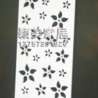 供应雕花板PVC镂空板通花板隔断屏