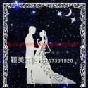 星空新人幕帘图片