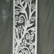 Y16/雕花板/PVC镂空板/隔断图片