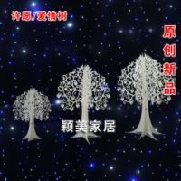 供应PVC雕花板/婚庆道具/婚庆爱情树
