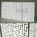 CY145/PVC镂空板/隔断图片