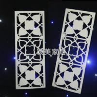 供应雕花板/PVC镂空板/花窗/吊顶/通花