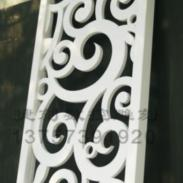 Y74/雕花板/PVC镂空板/屏图片