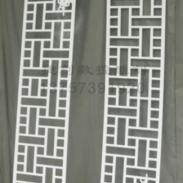 CY77/PVC镂空板/屏风隔断图片