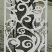 CY123/PVC雕花板隔断背景墙图片