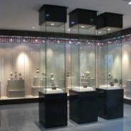 香港瓷器产品柜/陶瓷展示柜制作厂图片