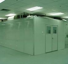 供应兵器综合气候环境模拟试验室