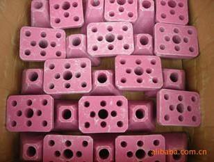 多孔砖耐磨芯杆瓷头砖机芯杆瓷头图片