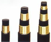 供应三层钢丝编织液压耐油胶管/三层钢丝编织液压耐油胶管厂家直销/