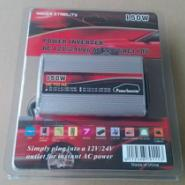 车载电源车载电源转换器车载充电器车载逆变器150W(带USB充电)