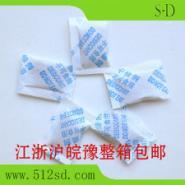 供应苏州盛达直销20克三合一纸包装蒙脱石干燥剂。膨润干燥剂
