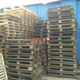 供应旧木栈板回收上海木栈板