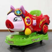 金猪摇摇机投币机图片
