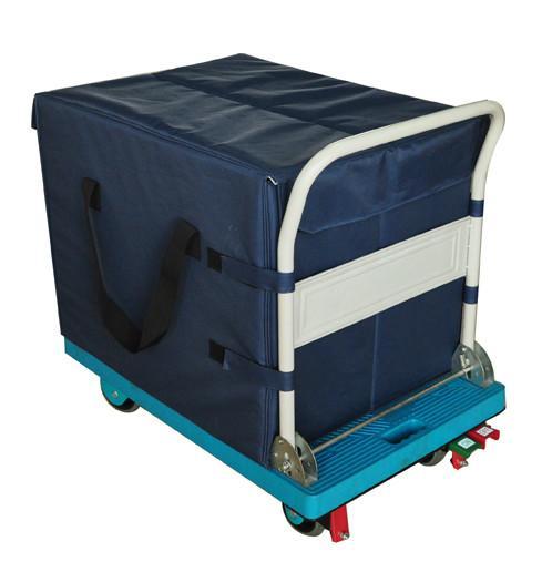 供应青岛特大号保温箱平板车配套中转保温包青岛箱包定做