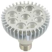 LED大功率灯杯罩铝图片