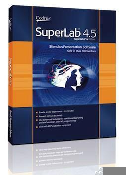 供应SuperLab心理实验设计软件