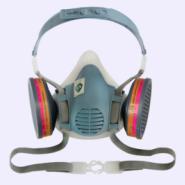 宝顺安防毒口罩防毒面具原理图片
