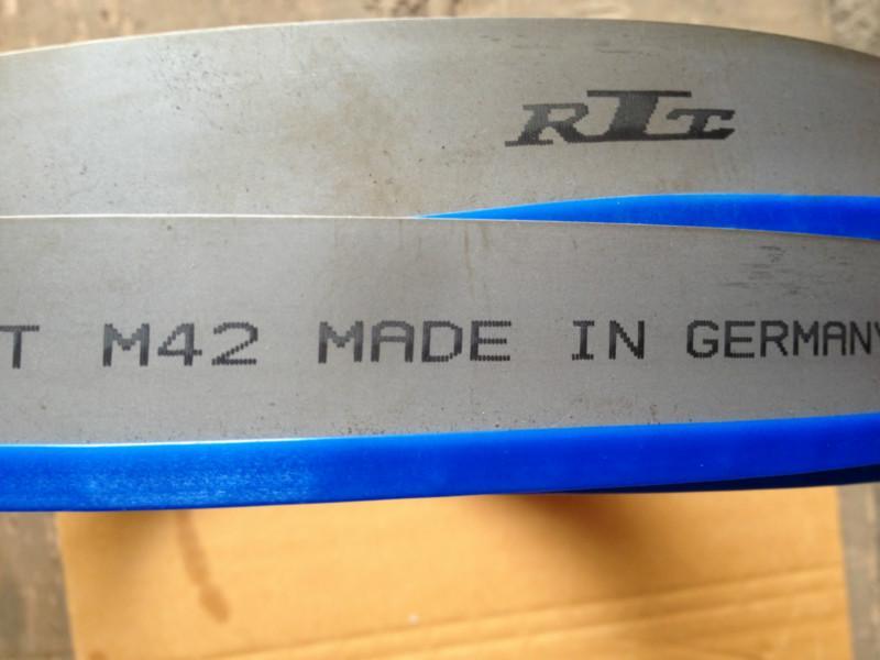 供应不锈钢带锯条/机加工锯条批发价格,德国锐利特带锯条切削如泥效率好
