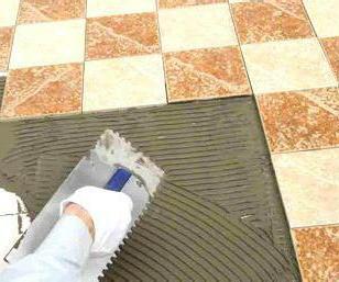 陕西瓷砖粘合剂厂家图片