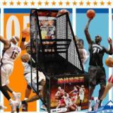 供应上海电玩街头投篮机多少钱内蒙古哪里有电子投币篮球机出售?